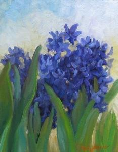 Cheri Wollenberg Hyacinth 2012