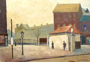 Elwin Hawthorne The_Petrol_Station
