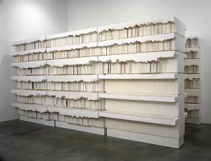 rachel whiteread library