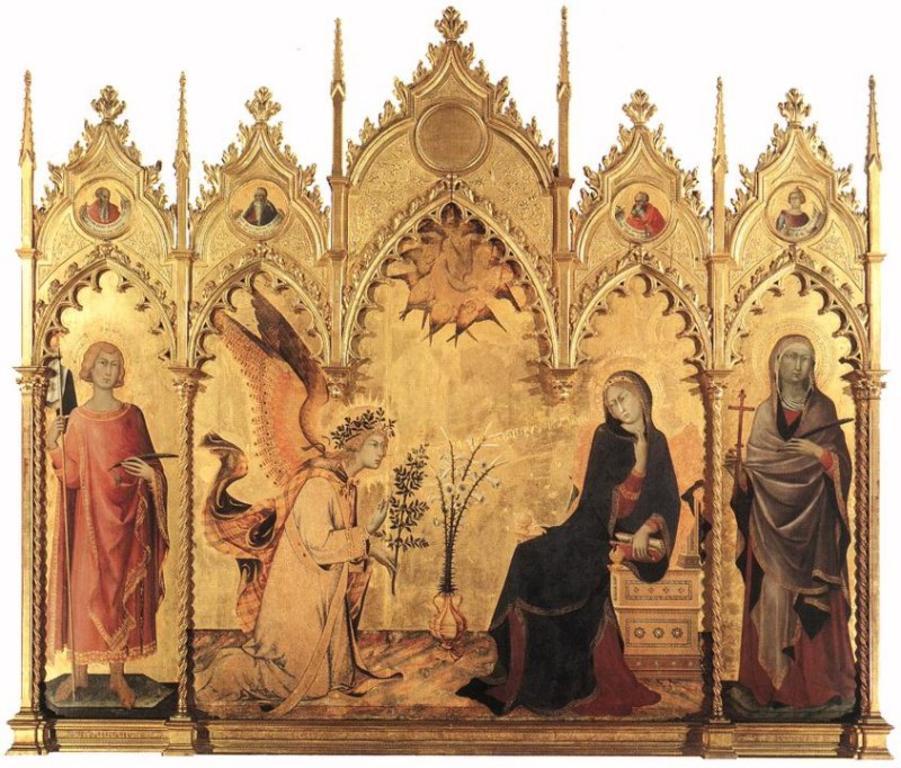 annunciation renaissance