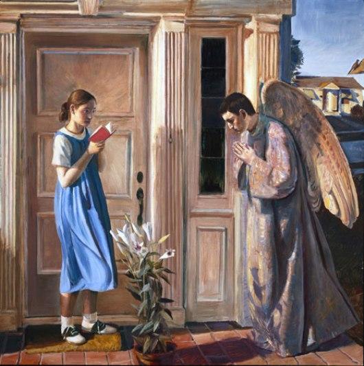 Annunciation_John Collier