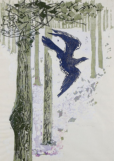 Gertrude Hermes the cuckoo 1958