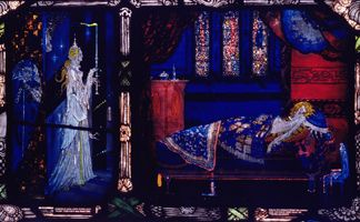 harry clarke the eve of st agnes.jpg