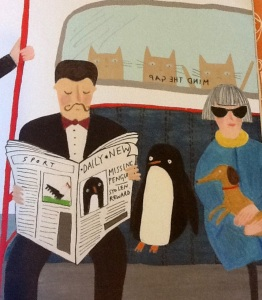 helen hancocks penguin in peril