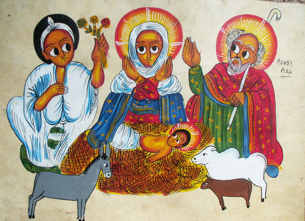 ethiopian nativity 1