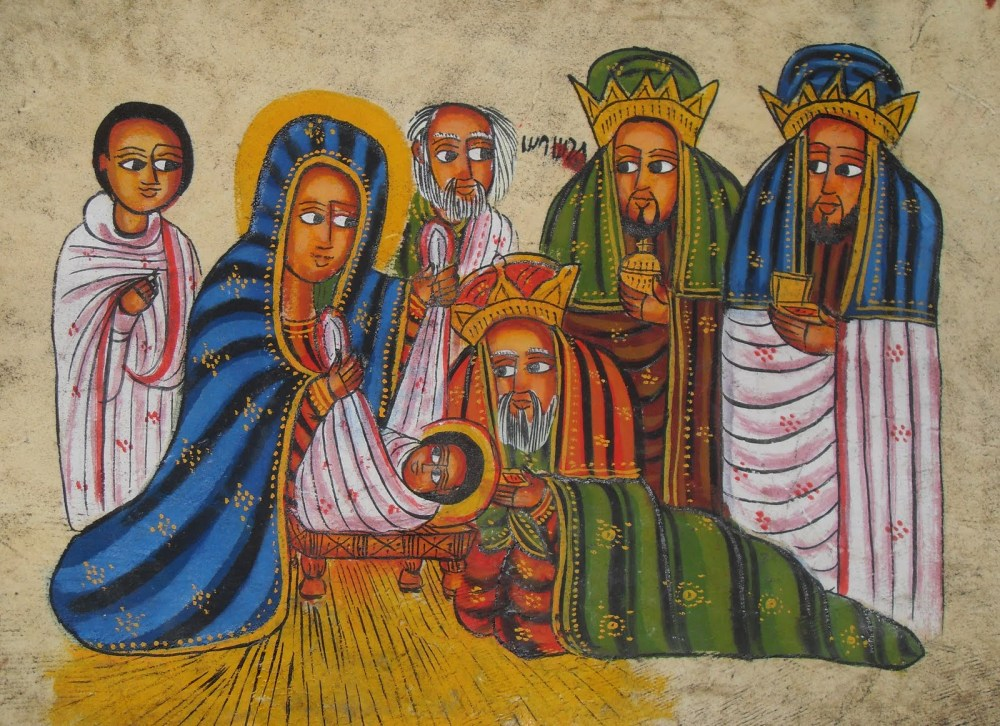 ethiopian nativity 2