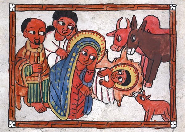 ethiopian nativity 4