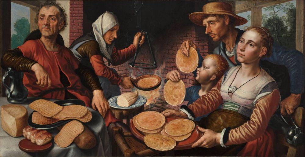 Pieter_Aertsen_pancakes