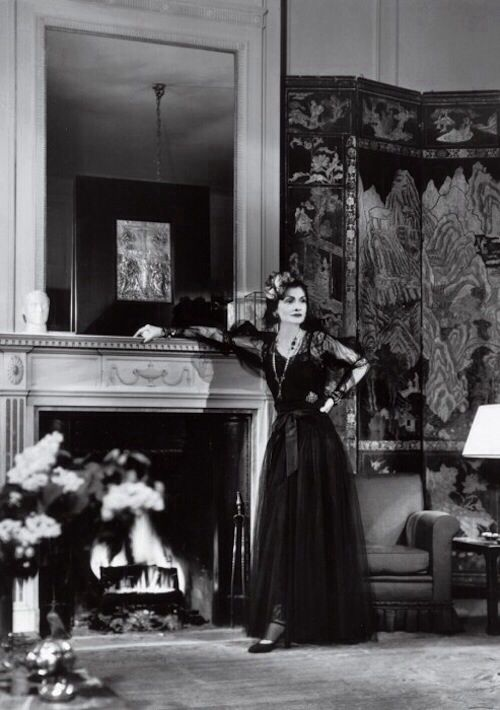 chanel at the ritz 1937
