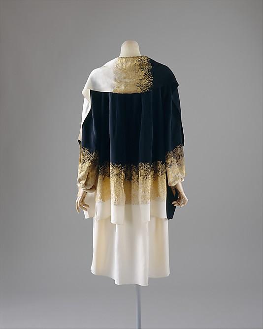 chanel coat 1927