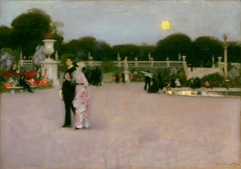 jss in the luxembourg gardens