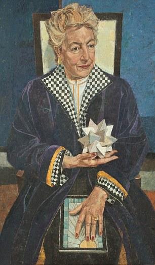 Saied Dai 'Dame Stephanie Shirley' oil.jpg