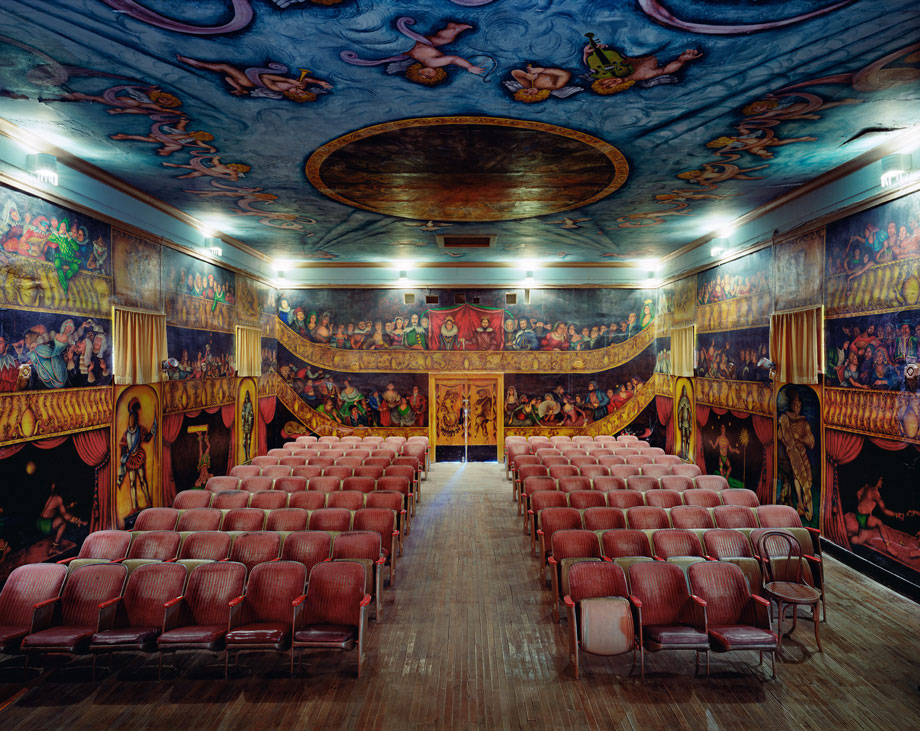 Amargosa Opera House, Death Valley Junction, Calif. 2009